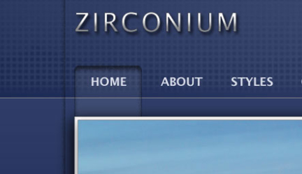 Zirconium Theme
