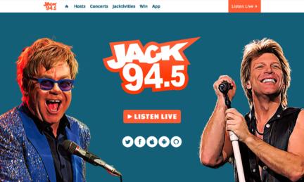 Jack FM Re-band